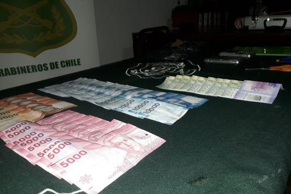 OS7 detuvo a ciudadano colombiano dedicado al microtrafico de droga en la costanera de Huasco