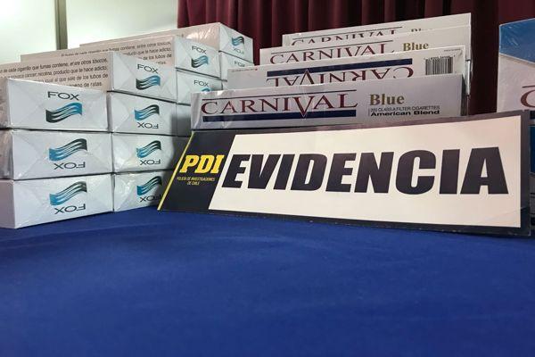 PDI detiene a tres personas por infracción a la ordenanza