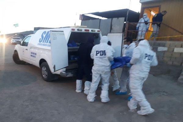 PDI investiga femicidio y parricidio en el Salvador