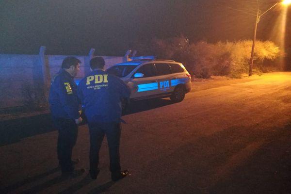 PDI investiga suicidio frustrado en Los Loros