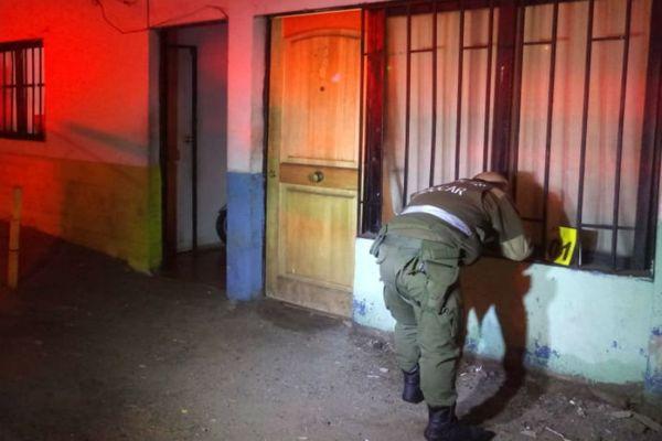 Carabineros de Antofagasta investiga un homicidio de un extranjero de 34 años