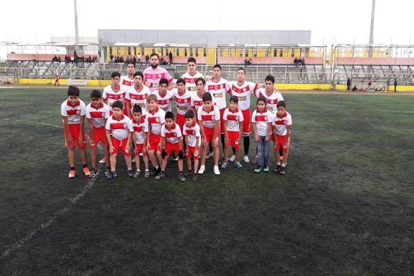 Club Huracán de Caldera gano como local del torneo experimental de tercera división