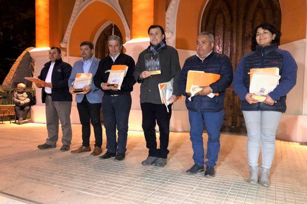 Inauguran obras de restauración de parroquia de Tierra Amarilla
