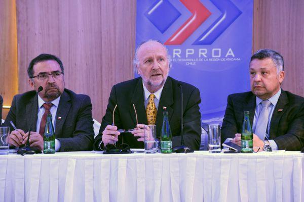 Ministro Prokurica impulsa estrategia regional para agilizar proyectos de inversión
