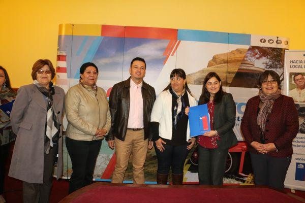 Municipio de Caldera realiza lanzamiento de la estrategia de desarrollo local inclusivo