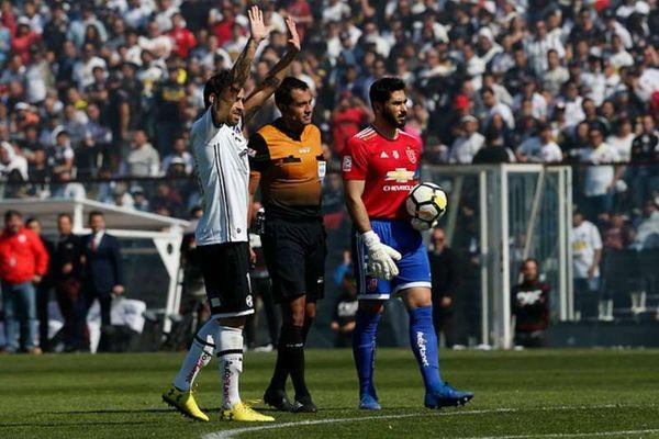 La respuesta de Jorge Valdivia a Johnny Herrera