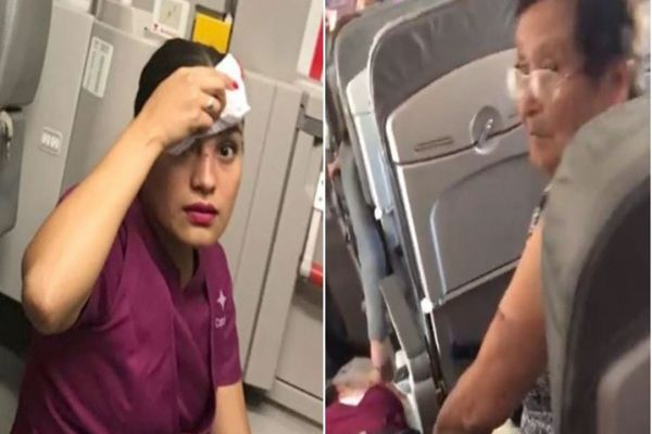 Fuerte turbulencia en vuelo deja 45 pasajeros lesionados en México