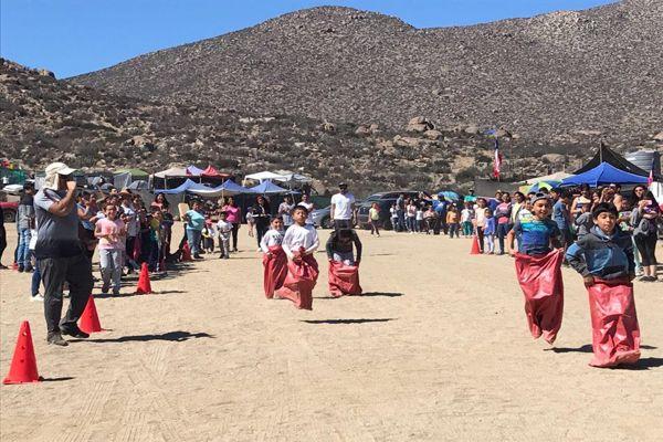 Comunidad Freirinense celebro las fiestas patrias