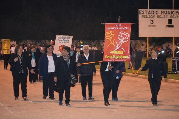 Municipio de Vallenar conmemoró 184 años del título de ciudad con multitudinario desfile