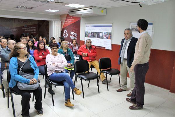 Se inició segunda versión de la escuela para líderes sociales de Tierra Amarilla