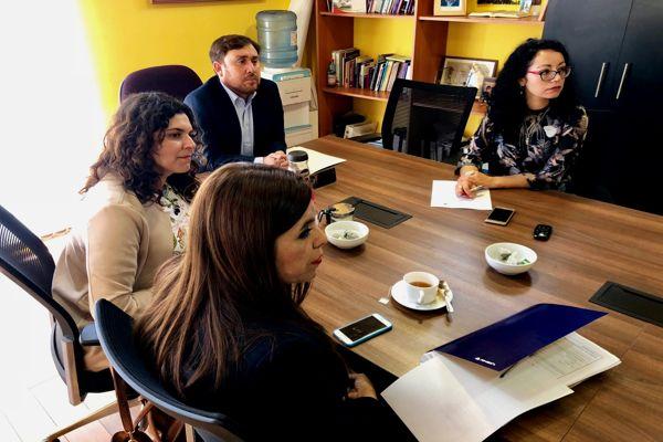 SEREMI CARLA GUAITA Y ALCALDE DE FREIRINA LOGRARON AVANCES PARA LA REGULARIZACIÓN DE CARRIZALILLO MEDIANTE CONVERSACIÓN CON DUEÑOS DE TERRENOS
