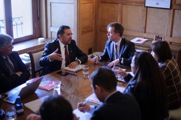 Intendente Sánchez anuncia inversión de cerca $3 mil millones para 49 proyectos de mejoramiento urbano y de barrios en Atacama