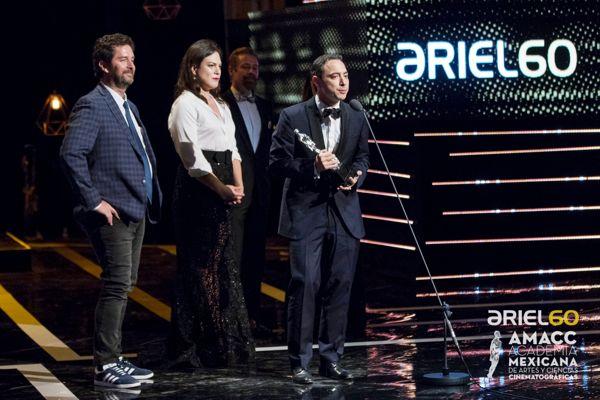 Ministerio de las Culturas abre convocatoria para representar a Chile en los Premios Ariel 2019