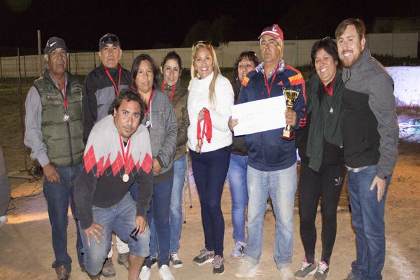 """Club """"Vicente Rivera"""" se coronó campeón del Primer Campeonato de Rayuela de Freirina"""