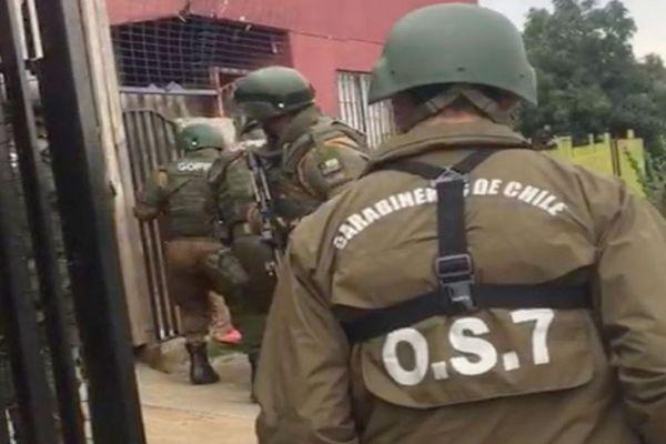 Investigación del OS7 Atacama permitió detener a mujer dedicada al trafico de pasta base