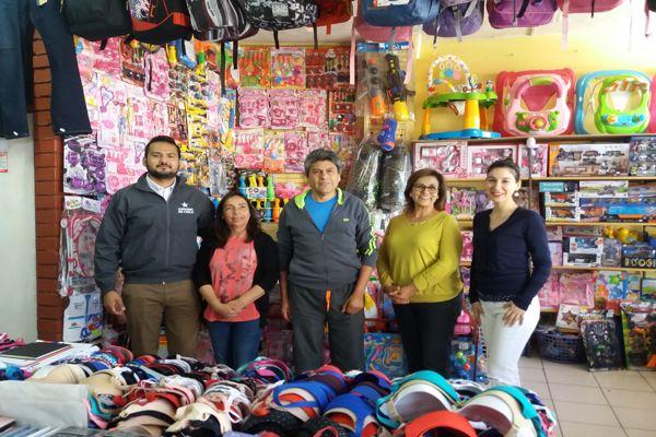 """Seremi de Economía de Atacama participó en actividades de la """"Semana de la Pyme"""" en la Provincia de Chañaral"""