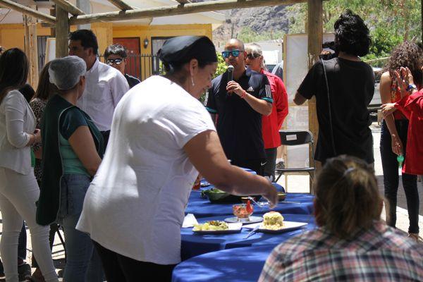 Con gran participación de vecinos Alto del Carmen desarrolló Feria Costumbrista Saludable