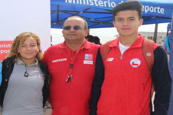 Huasquinos competirán en sudamericano de canotaje en Argentina