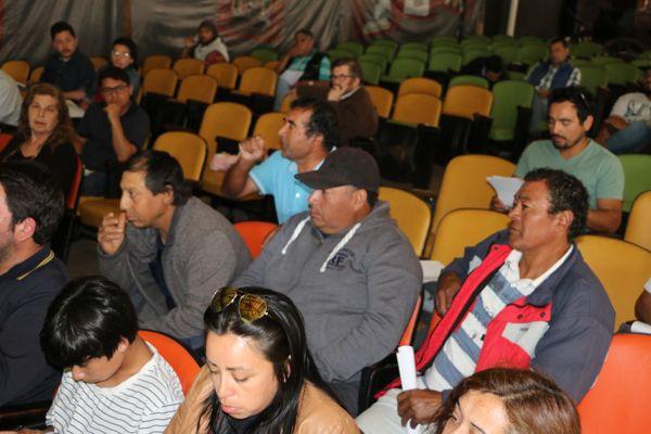 Empresa Andes LNG realiza participación ciudadana en Caldera
