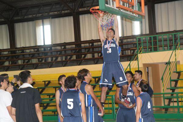 """Cordillera de Valparaíso se llevó V versión de torneo de basquetbol """"Encestando un futuro"""" en Vallenar"""