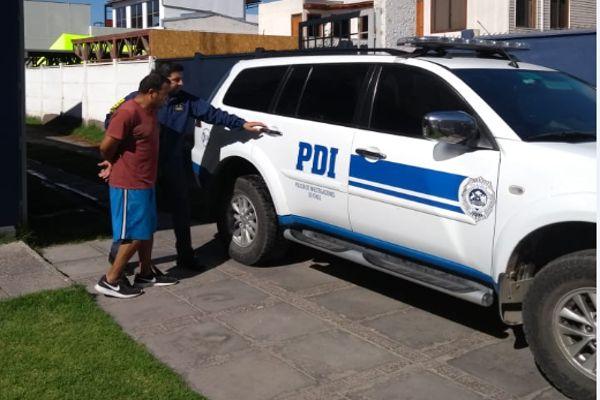 PDI detiene a sujeto por microtrafico en Vallenar