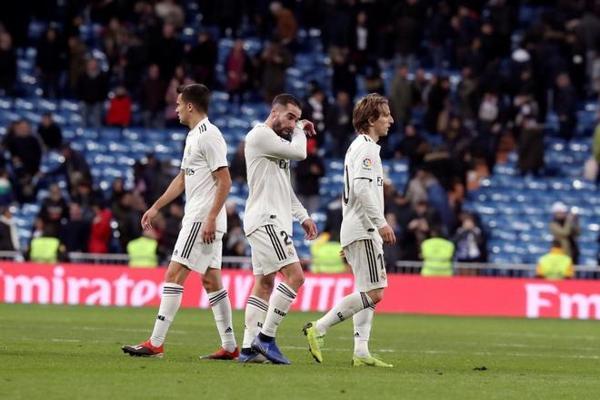 El Real Madrid, más lejos que con Lopetegui: a 10 puntos del Barcelona