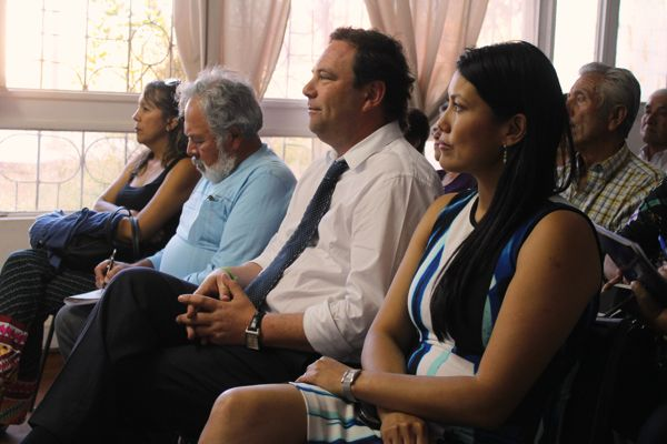 Gobernador y Seremi llegan a Diego de Almagro para promover las postulaciones al Fondo de Acceso a la Energía
