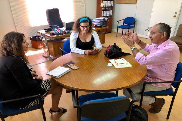 Seremi Carla Guaita y concesionario de playa la virgen se reunieron para aclarar supuestos cobro indebidos por acceso al mar