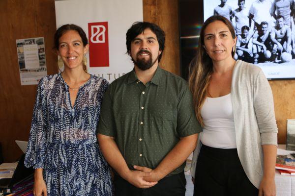 Fundación procultura desarrolla tertulia con Calderinos