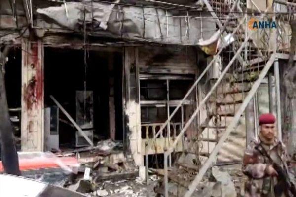 Varios militares estadounidenses murieron por un ataque que se adjudicó el Estado Islámico en Siria