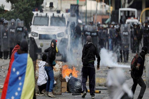 Venezuela: Reportan 35 muertos y 850 detenidos en una semana de manifestaciones
