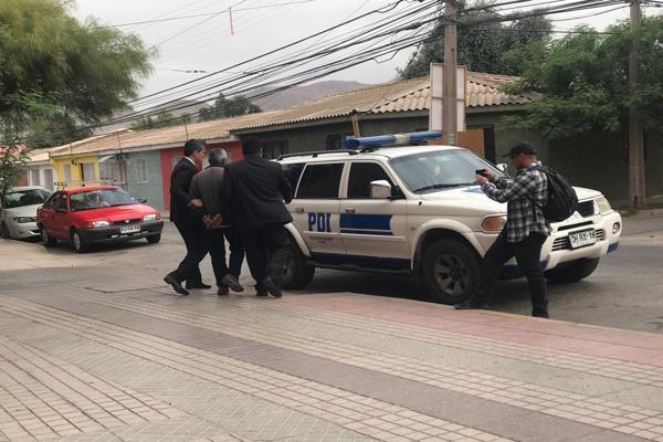 PDI detiene a sujeto por violación y abuso sexual en contra de sus hijastra