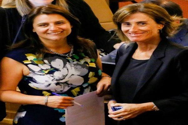 """Diputada Sofía Cid Versalovic: """"Ministra de Educación escucho a las padres y apoderados de Atacama"""