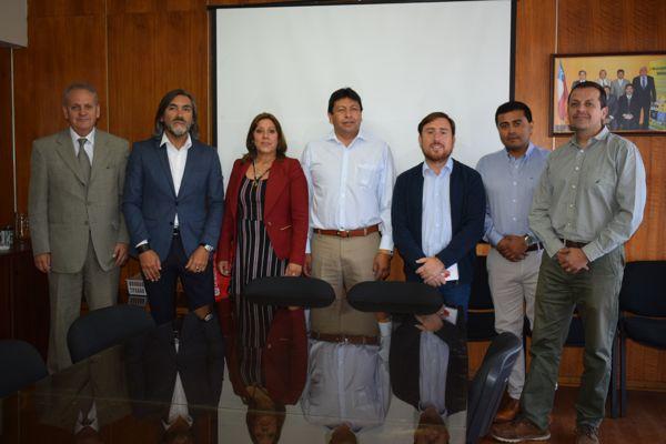 Inestable situación del SLEP Huasco preocupa a Alcalde Tapia