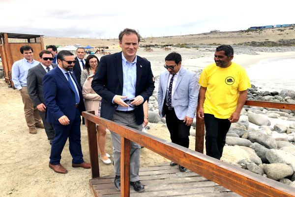 ¡YA ES LEY! Quienes bloqueen acceso a playas se enfrentan a millonarias multas