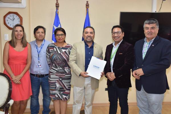 Intendente Sánchez presenta Plan Regional a la Asociación Regional de Municipios de Atacama