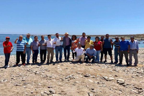 Pescadores Artesanales de caletas Pan de Azúcar y Los Burros – La reina cumplen el sueño de contar con agua potable