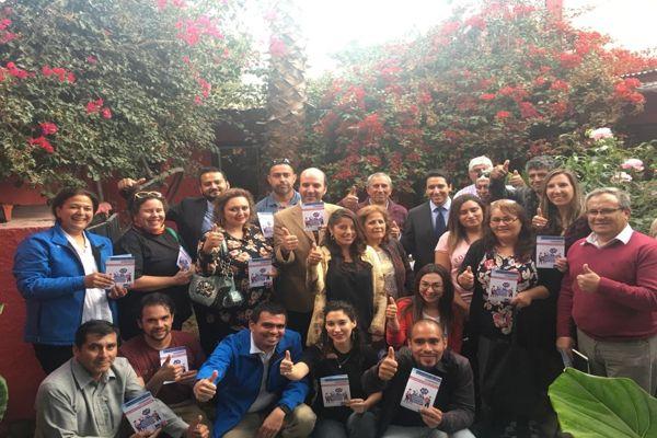 Emprendedores de la Provincia del Huasco se reunieron con Director Nacional de Sercotec