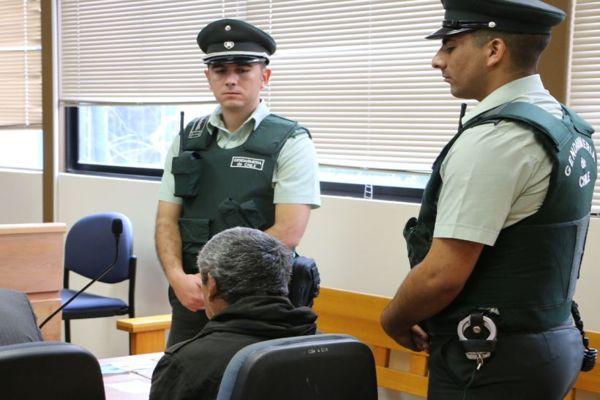 En prisión preventiva quedó imputado por abuso sexual en contra de una menor en Caldera