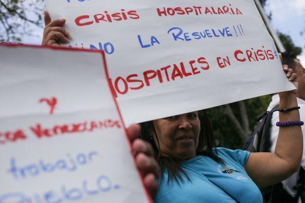 Hospitales en Venezuela: un sistema destruido, sin medicamentos y que cuesta vidas