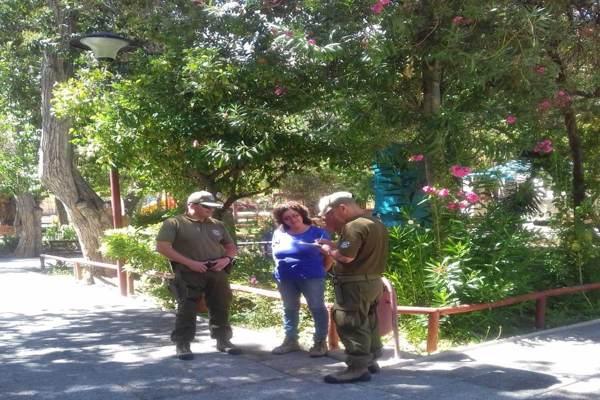 Carabineros invita a la ciudadanía a recuperar los espacios públicos