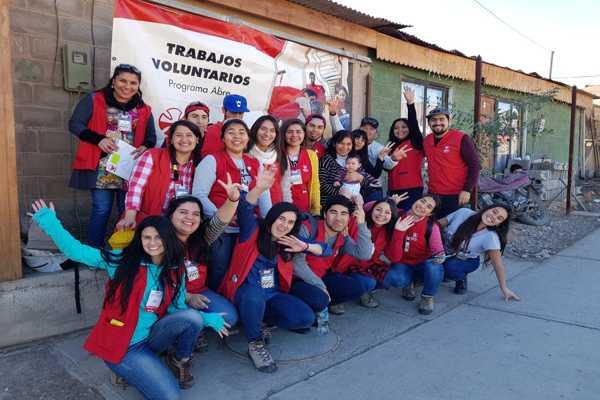Este viernes terminan las postulaciones para ser parte del Voluntariado permanente en todo el país.