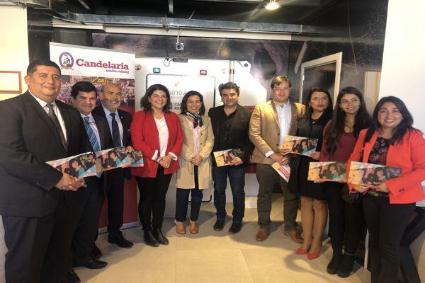 Lanzan segunda versión del programa Beca Minera Candelaria