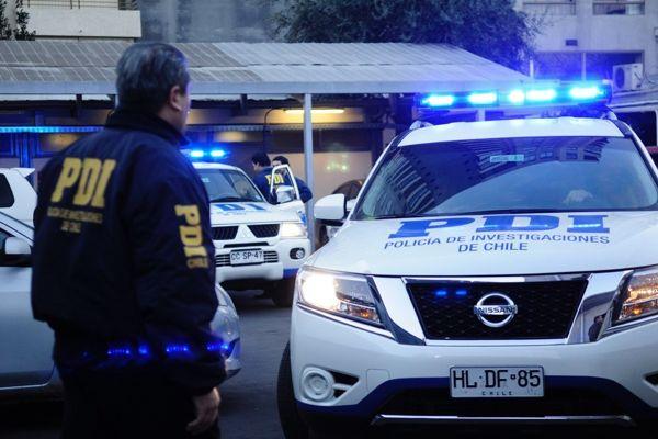 PDI investiga robo con intimidación a conductor de uber