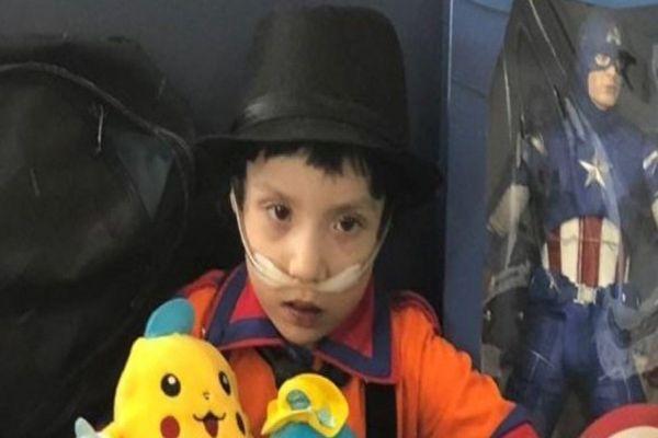 Fallece niño de 3 años que era prioridad nacional para trasplante de corazón