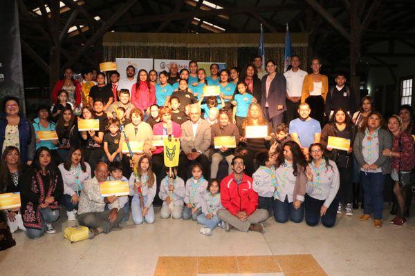 Agrupaciones culturales recibieron aportes para sus proyectos
