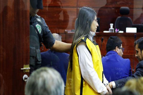 Johanna consultó por propiedades de Nibaldo tras muerte y fingió llorar