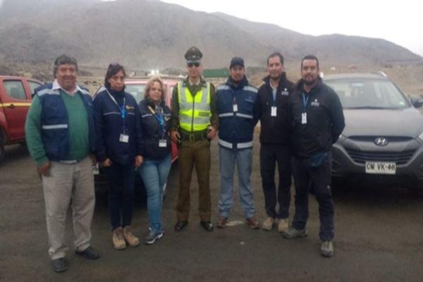 Sernapesca Atacama logró incautar más de 2 toneladas de recursos pesqueros en Semana Santa