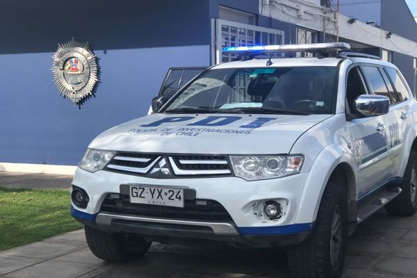 PDI encuentra a persona desaparecida en Vallenar