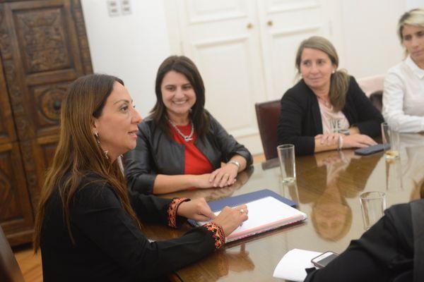 Bancada de Diputadas RN se reúnen con ministra Cecilia Pérez para solicitar al Ejecutivo que impulse ley de cuotas para elecciones municipales
